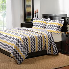 Vida Reversible Duvet Cover Set