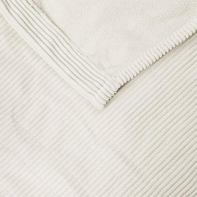 Beautyrest Knitted Micro Fleece Heated Blanket