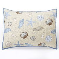 Home Classics® Sarah Seashells Sham - King
