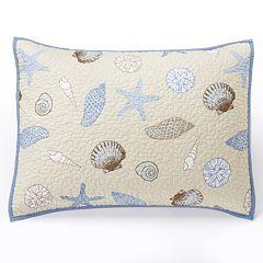 Home Classics® Sarah Seashells Sham - King