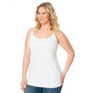 Plus Size Maternity Oh Baby by Motherhood™ Nursing Camisole