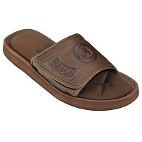 Adult Alabama Crimson Tide Memory Foam Slide Sandals
