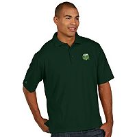Men's Antigua Portland Timbers Xtra-Lite Desert-Dry Pique Performance Polo