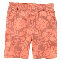 Toddler Girl Carter's Bermuda Shorts