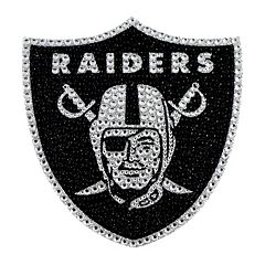 Oakland Raiders Bling Emblem