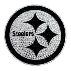 Pittsburgh Steelers Bling Emblem