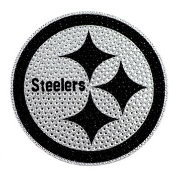 Pittsburgh Steelers Bling Emblem