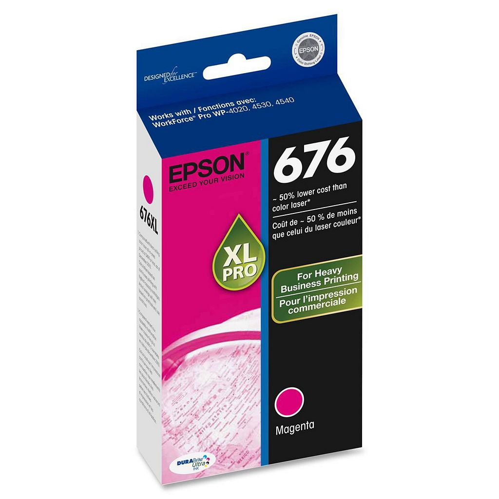 Epson 676XL Ink Cartridge