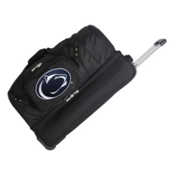 Penn State Nittany Lions 26-in. Wheeled Drop-Bottom Duffel Bag