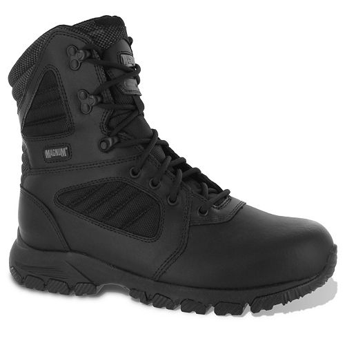 ed6b4dcd4fe Magnum Response III 8.0 Men's Side-Zip Utility Boots