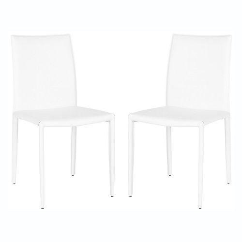 Safavieh 2 Piece Karna Dining Chair Set