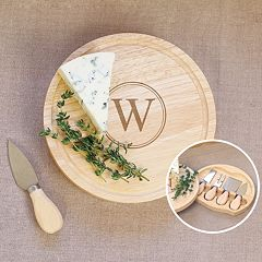 Cathy's Concepts Personalized Gourmet 5 pc Cheese Board Set