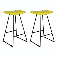 Safavieh 2-piece Akito Bar Stool Set