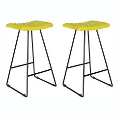 Safavieh 2 pc Akito Bar Stool Set