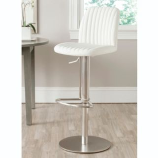 Safavieh Lamont Swivel Bar Stool