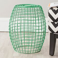 Safavieh Eric 18' Grid Stool