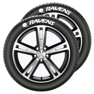 Baltimore Ravens Tire Tatz