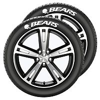 Chicago Bears Tire Tatz