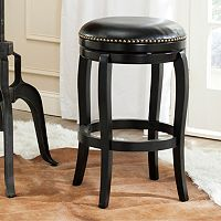 Safavieh Nunico Swivel Bar Stool