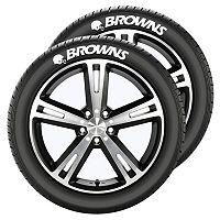 Cleveland Browns Tire Tatz