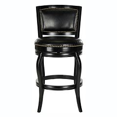 Safavieh Pasquale Swivel Bar Stool