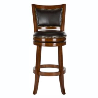 Safavieh Lazzaro Swivel Bar Stool