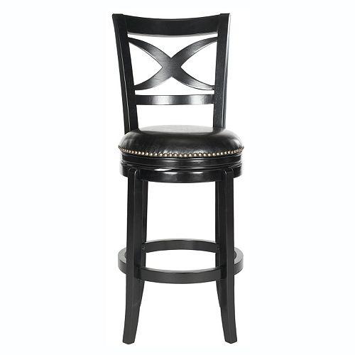 Tractor Seat Bar Stools Kohl S : Safavieh santino swivel bar stool