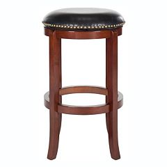 Safavieh Elwood Swivel Bar Stool
