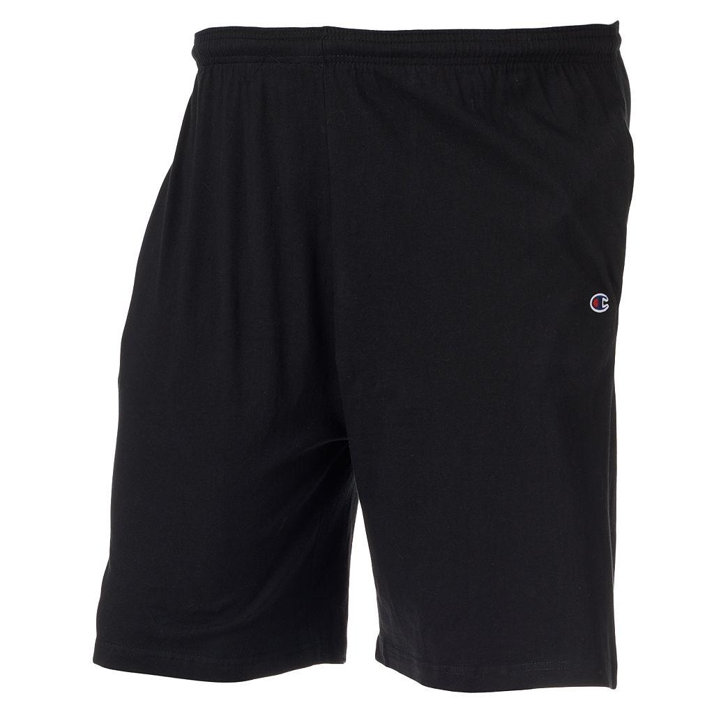 Big & Tall Champion Solid Lounge Shorts