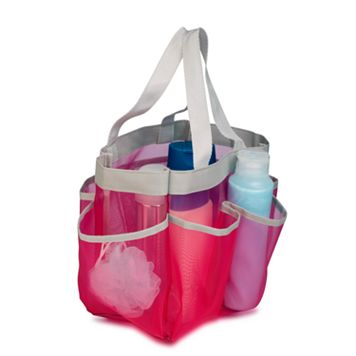 Honey-Can-Do 7-Pocket Shower Tote