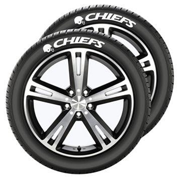 Kansas City Chiefs Tire Tatz