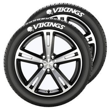 Minnesota Vikings Tire Tatz