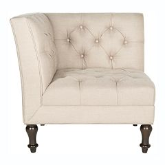 Safavieh Jack Tufted Corner Chair