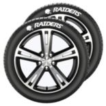 Oakland Raiders Tire Tatz