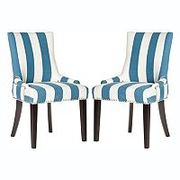 Safavieh 2-piece Lester Dining Chair Set