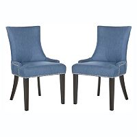 Safavieh 2 pc Lester Dining Chair Set
