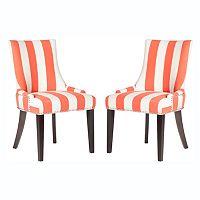 Safavieh 2 pc Lester Dining Chair Set