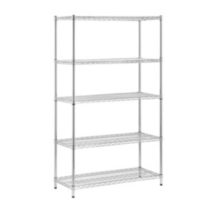 Honey-Can-Do 5-Tier Adjustable Storage Shelf