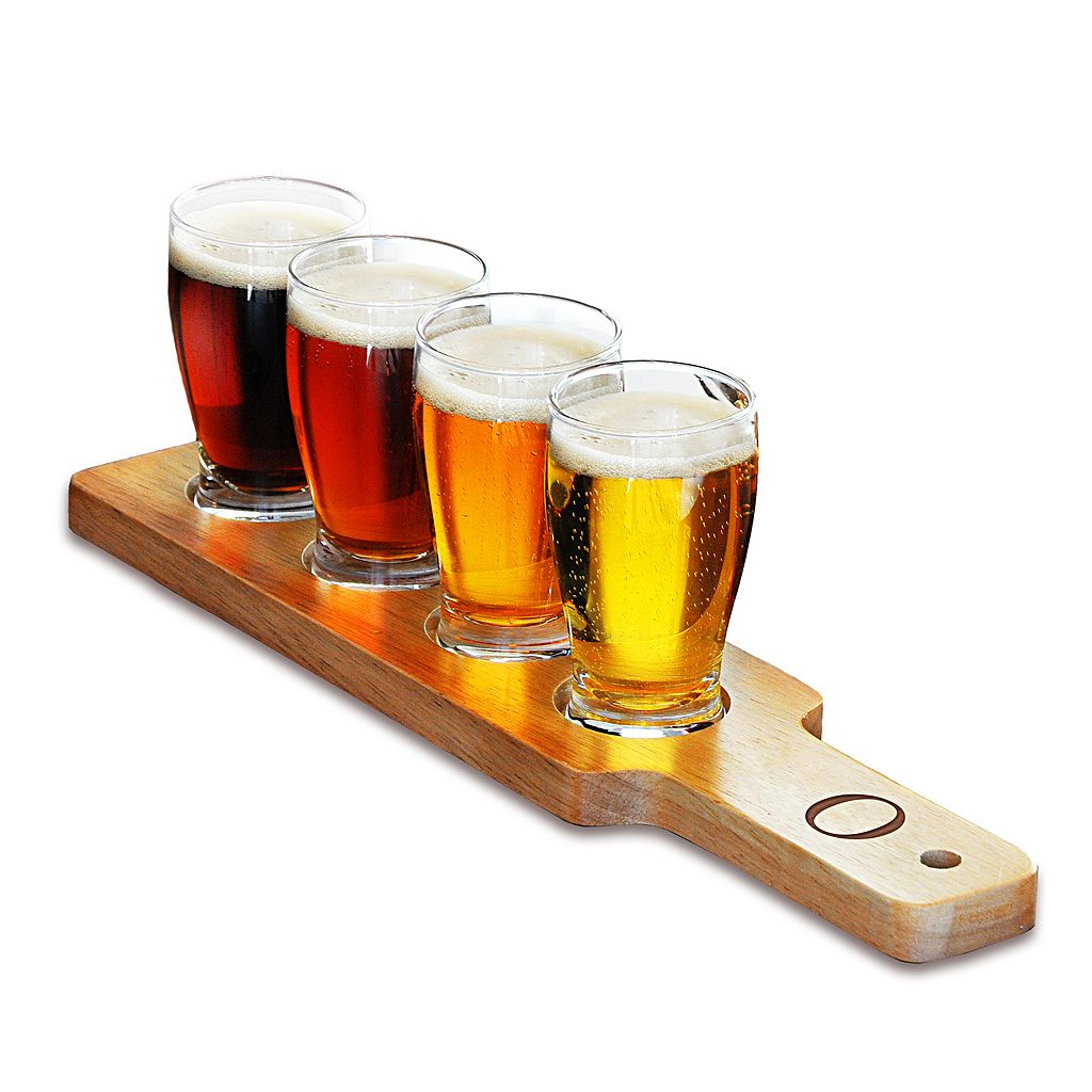 Cathy's Concepts Personalized 5-pc. Beer Flight Sampler Set