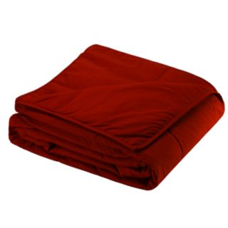 Cotton Loft® Cotton Filled Down Alternative Blanket with Cotton Cover