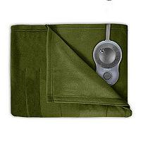 Sunbeam® Slumber Rest® Fleece Electric Blanket