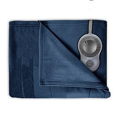Sunbeam® Slumber Rest® Fleece Electric Blanket