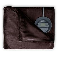 Sunbeam® Slumber Rest® Microplush Electric Blanket