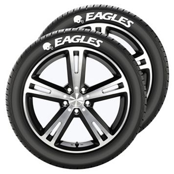 Philadelphia Eagles Tire Tatz