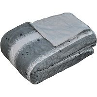 Faux-Fur 3-pc. Blanket Set
