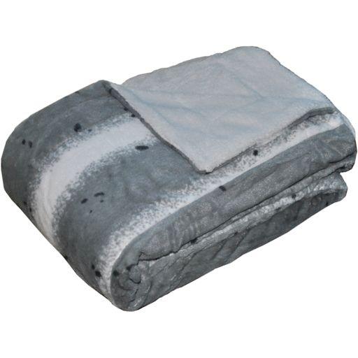 Faux-Fur 3-pc. Blanket Set