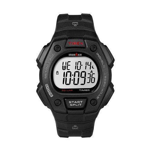 Timex Men's Ironman 30-Lap Chronograph Watch