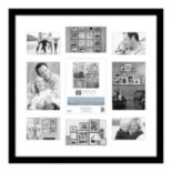 Timeless Frames 9-Opening Square Collage Frame