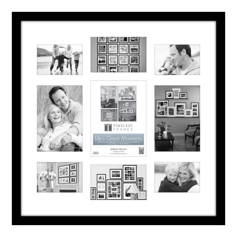 Frame Collage Kit 9-opening Collage Frame