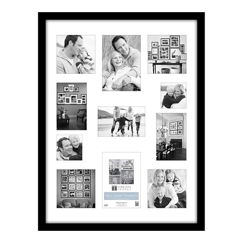 Gallery Solutions 9-Opening Collage Frame | null